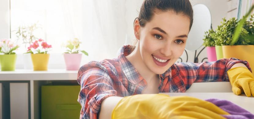 4 tipy, jak si zjednodušit předvánoční úklid