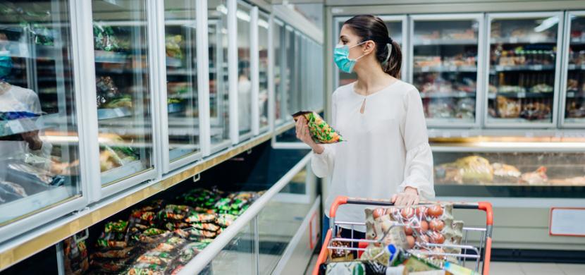 Omezení počtu zákazníků v obchodech platí od středy 18. listopadu: Na 15 metrů čtverečních může být jeden člověk