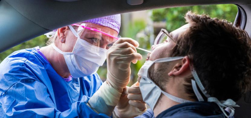 V Česku v úterý 8. prosince přibylo 5 848 nakažených koronavirem. Jde o nejvyšší číslo za poslední dva týdny