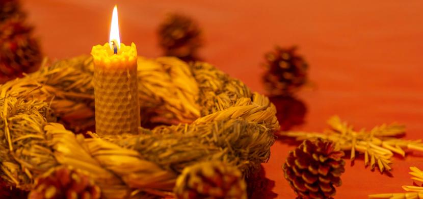 Lucie noci upije 13. prosince. K tomuto dni se vztahuje spousta zapomenutých tradic