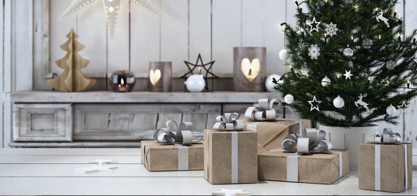 Vánoce ve skandinávském stylu mají svá pravidla. Přinášíme tipy, jak si jednoduše a elegantně vyzdobit domov