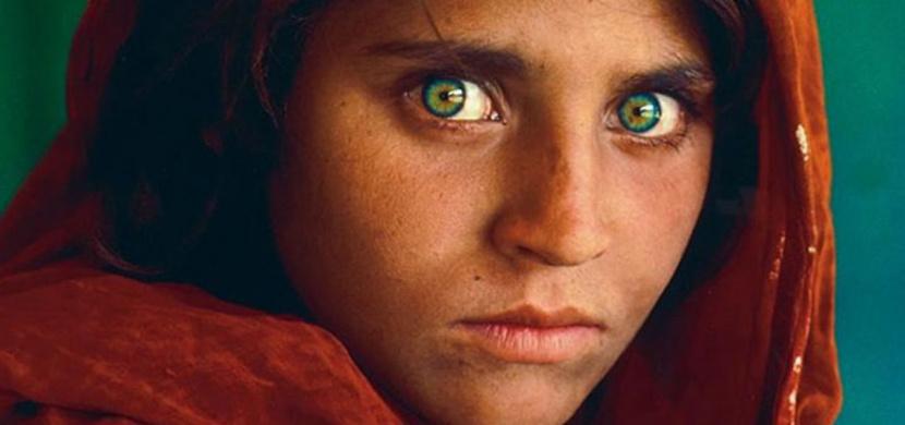 Jak dnes vypadá dívka se zelenýma očima? Afghánská Mona Lisa je k nepoznání