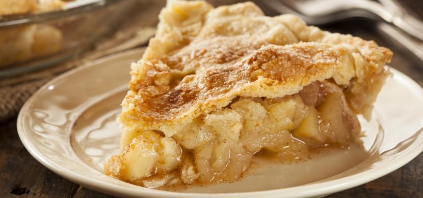 Mřížkový koláč s jablky a tvarohem. Neuvěřitelně dobrý a rychlý