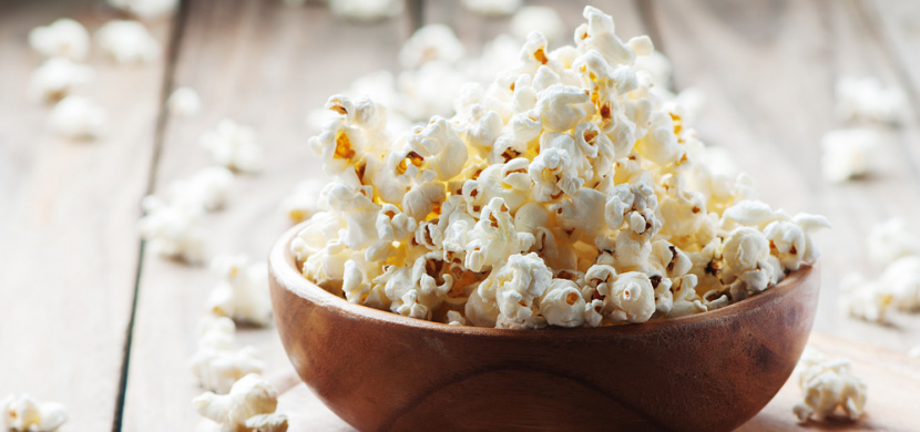 Připravte si doma ten nejlepší popcorn jako z kina