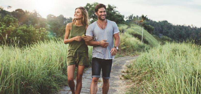 Hubnutí chůzí opravdu funguje: Jak rychle a dlouho chodit, aby bylo účinné