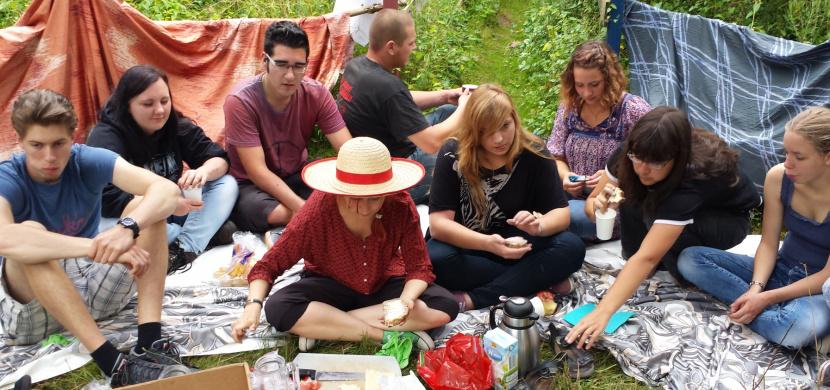 Dobrovolný ekologický rok pro mladé lidi ve věku od 18 do 26 let ve Středisku mládeže v Neukirch/Lausitz