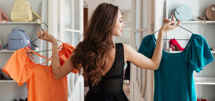 Jaké barvy oblečení jsou in na jaře?