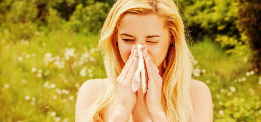 Alergie na pyl dokáže potrápit už na jaře: Jak zmírnit její průběh