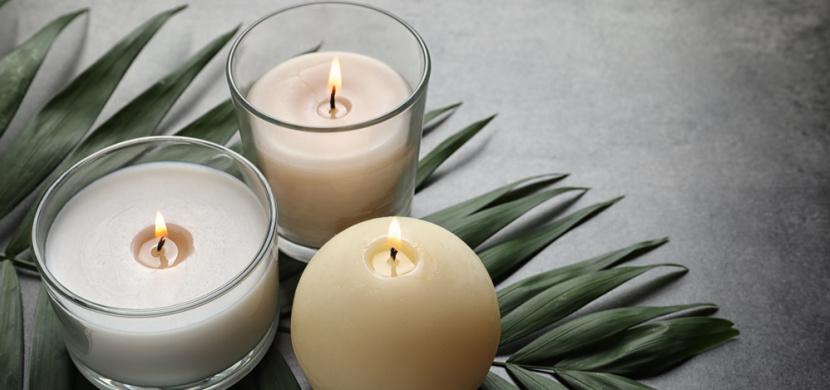 Máte rádi svíčky? Toxické výpary vám mohou uškodit podobně jako cigarety