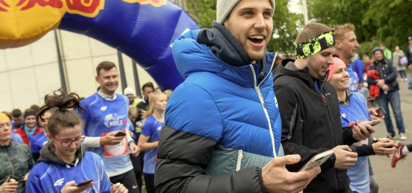 Charitativní běžecký závod Wings for Life World Run je za dveřmi