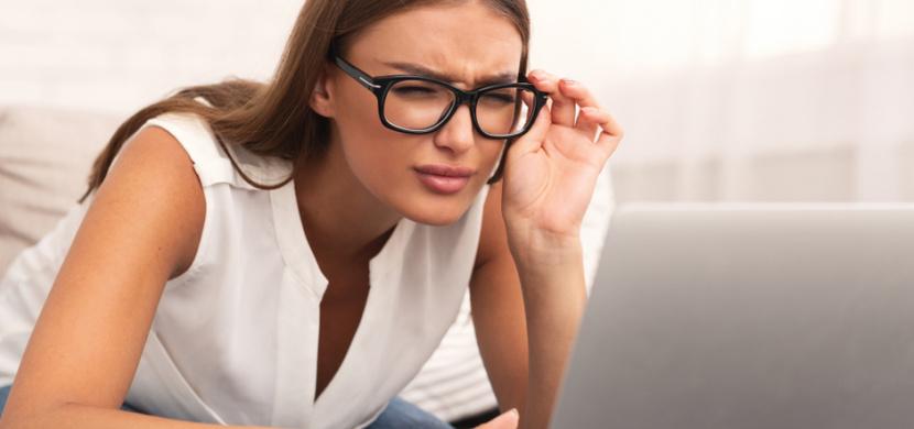 Máte astigmatismus? Udělejte si test, který vám o této oční vadě řekne víc