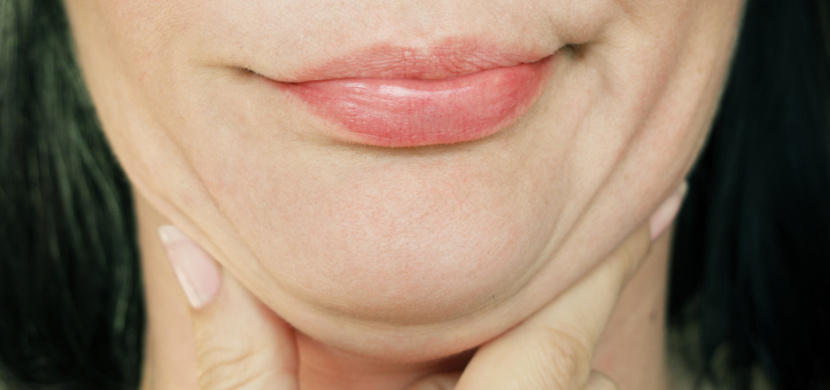 Dvojitá brada: Zbavte se jí díky těmto cvikům