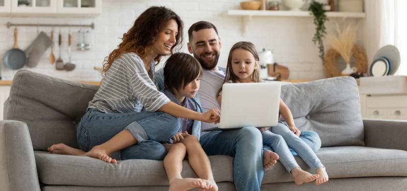 Rodiče pozor: Vaše chování k dětem ovlivní později jejich partnerské vztahy