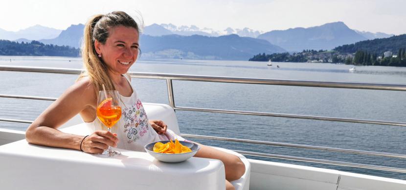 Lodě Lucernského jezera – na výlet trochu jinak