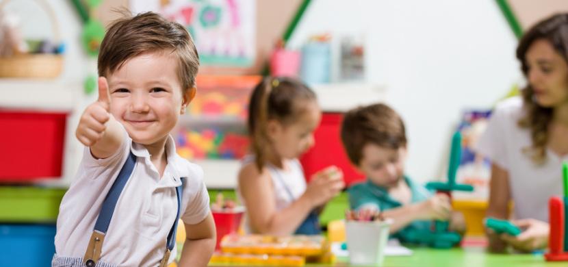 Co do školky první den? Přinášíme praktické rady, které vám usnadní nástup dítěte do MŠ