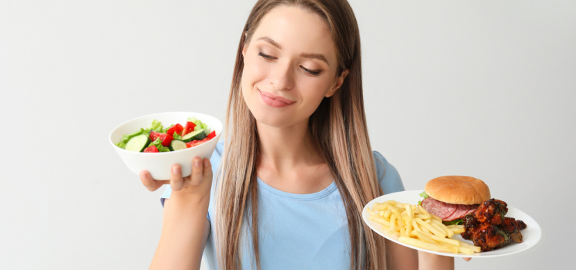 Nezdravá jídla, o kterých si myslíte, že jsou zdravá