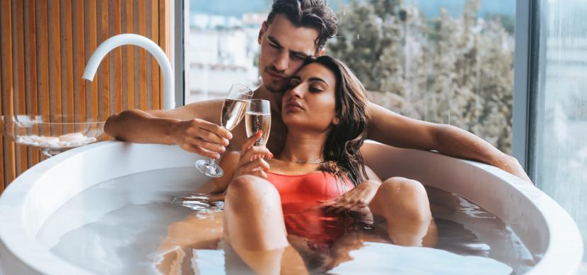 Společná koupel: Nástroj ke šťastnému a spokojenému vztahu