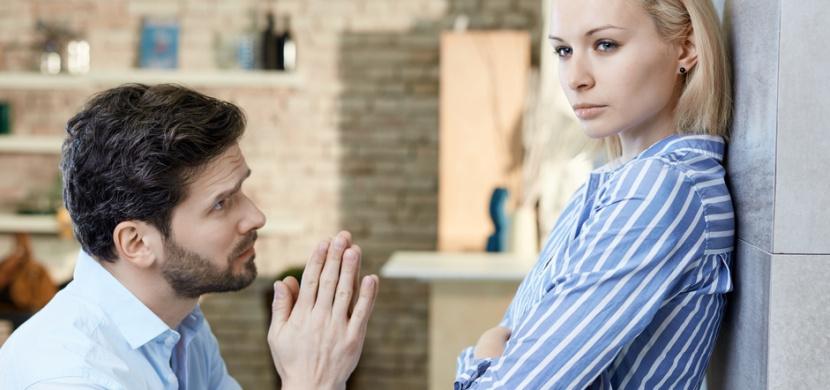 """4 důvody, proč se muži neomlouvají: Slovo """"Promiň!"""" od nich uslyšíte výjimečně"""