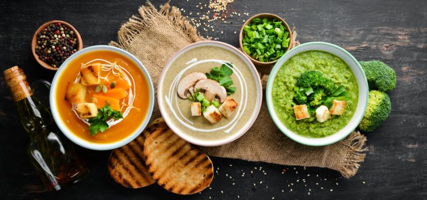 Jak zahustit omáčku či polévku bez mouky: Vyzkoušejte tyto zdravé recepty